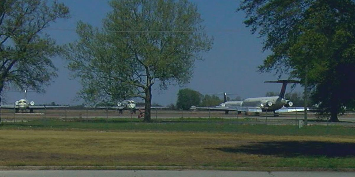 Blytheville company storing planes during COVID-19 pandemic