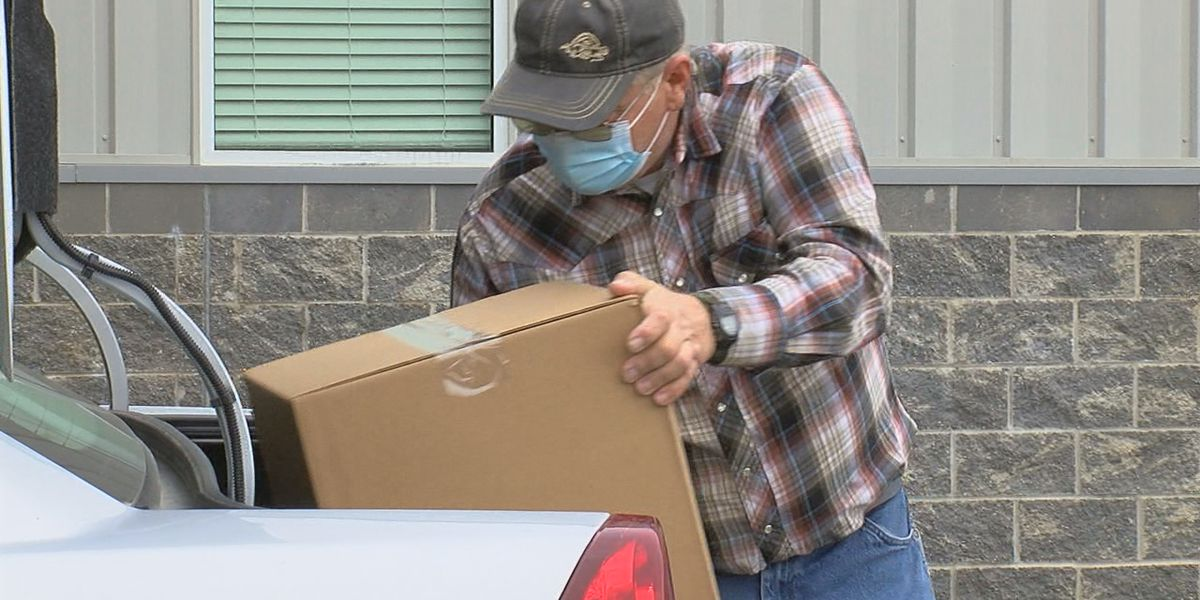 Hundreds of food insecure families helped through food distribution event