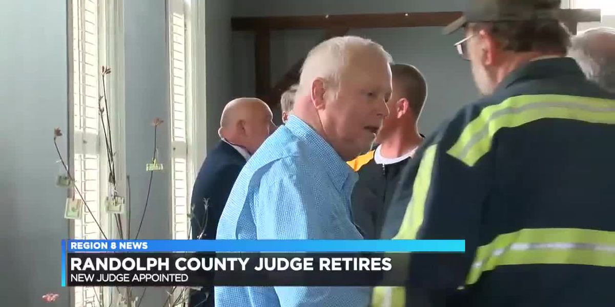 Randolph Co. Judge David Jansen retires
