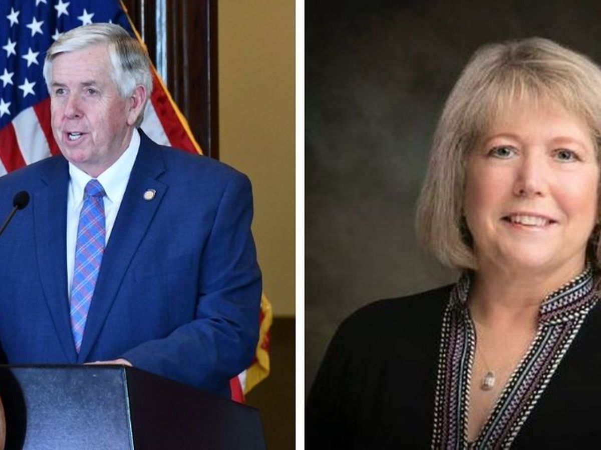 Mo. Gov. Parson gives update on his condition after testing positive for COVID-19