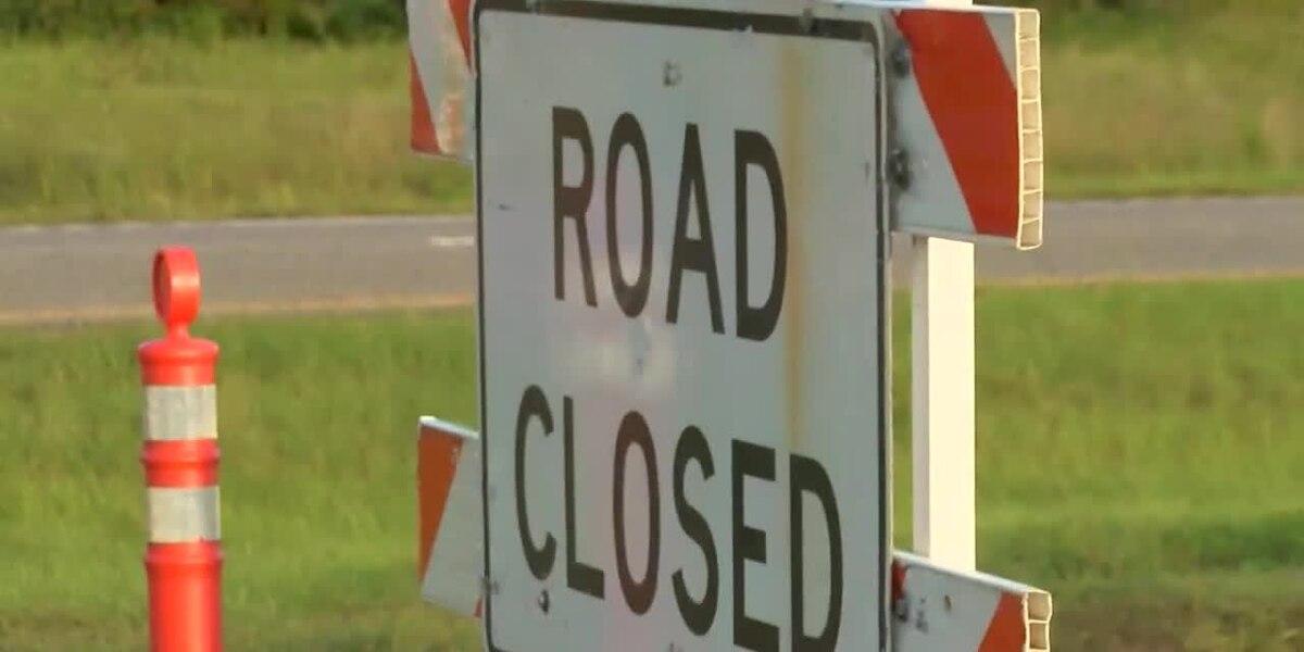 Rogers Chapel Road closed