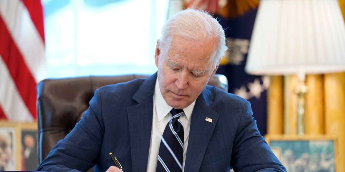 Biden open to compromise on infrastructure, but not inaction