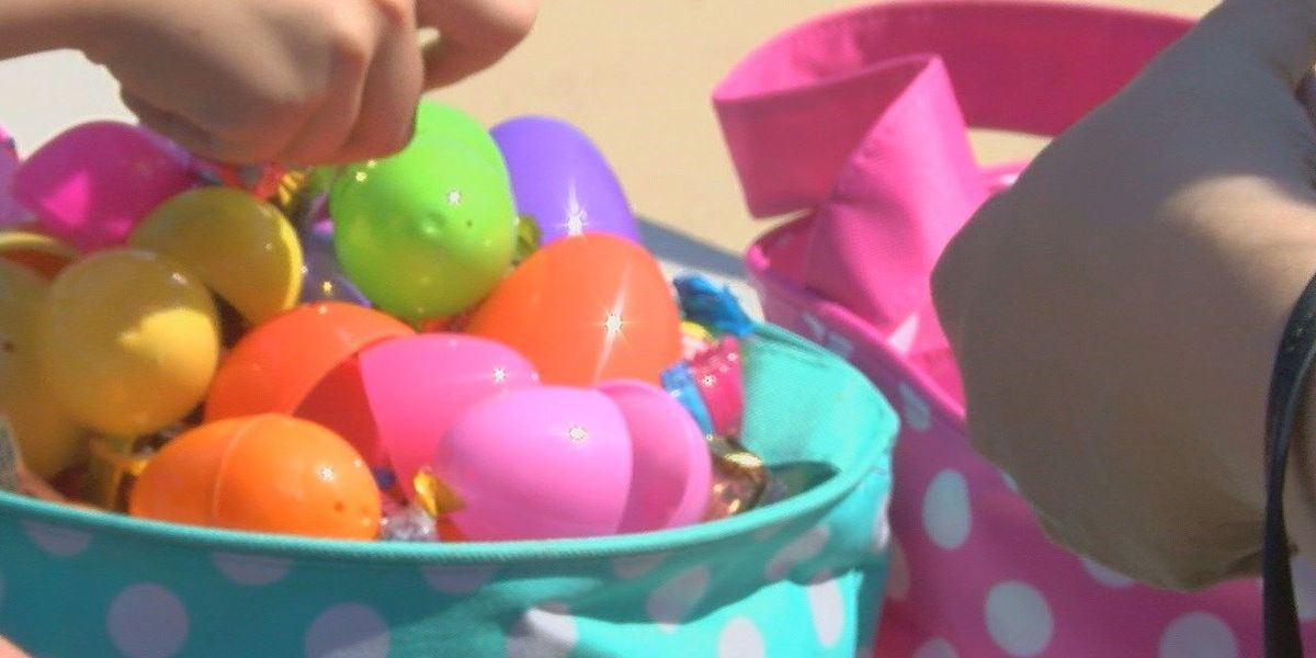 Hospital patients get early taste of Easter