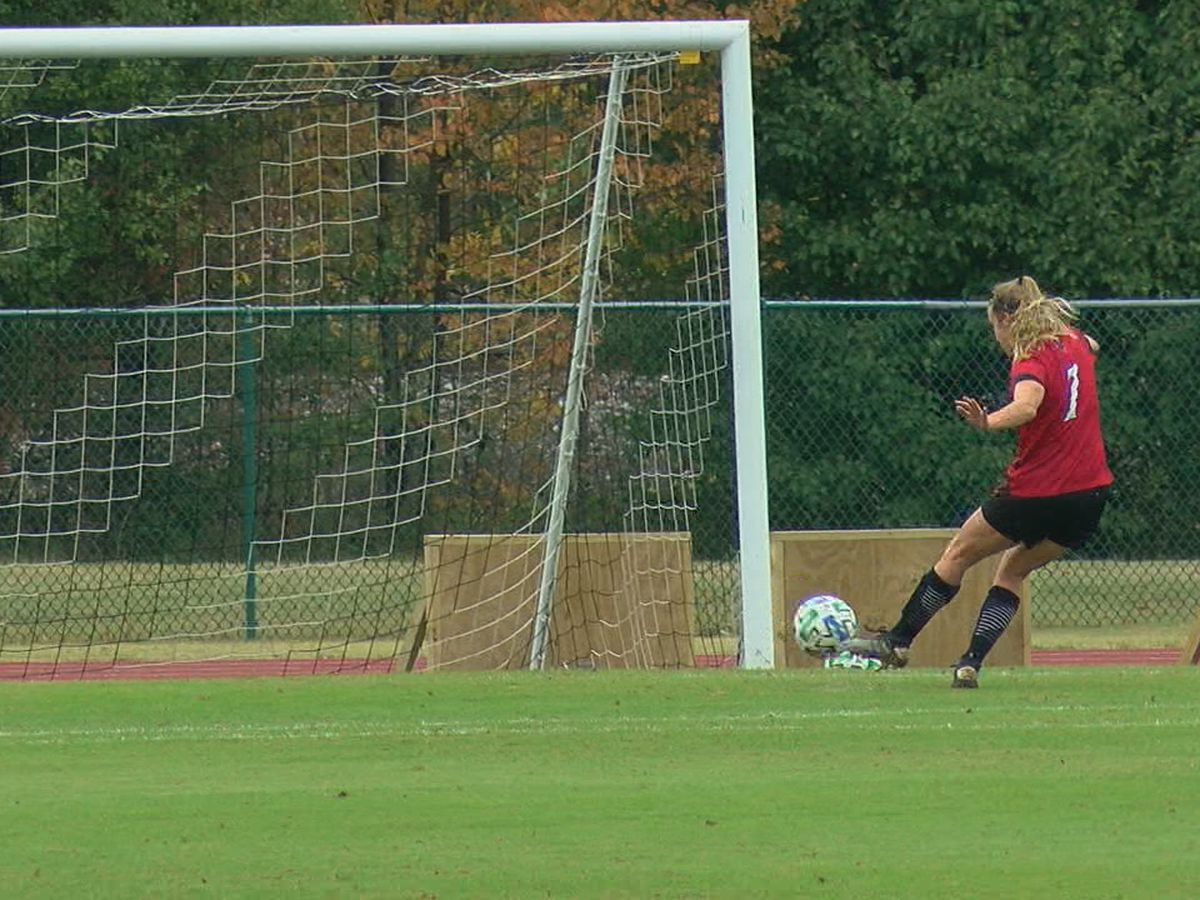 A-State soccer finishes regular season with victory over Louisiana