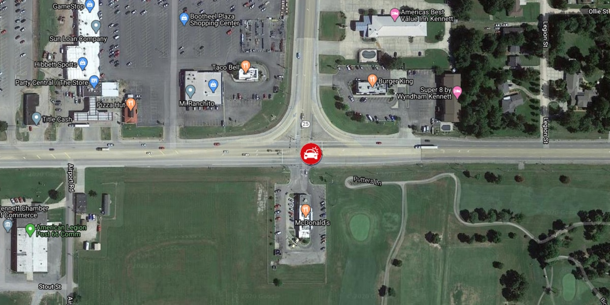 3 dead in Kennett crash on US 412 and MO 25