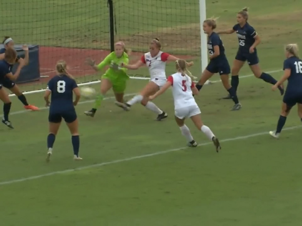 Smith scores OT goal as Arkansas State women's soccer beats Georgia Southern