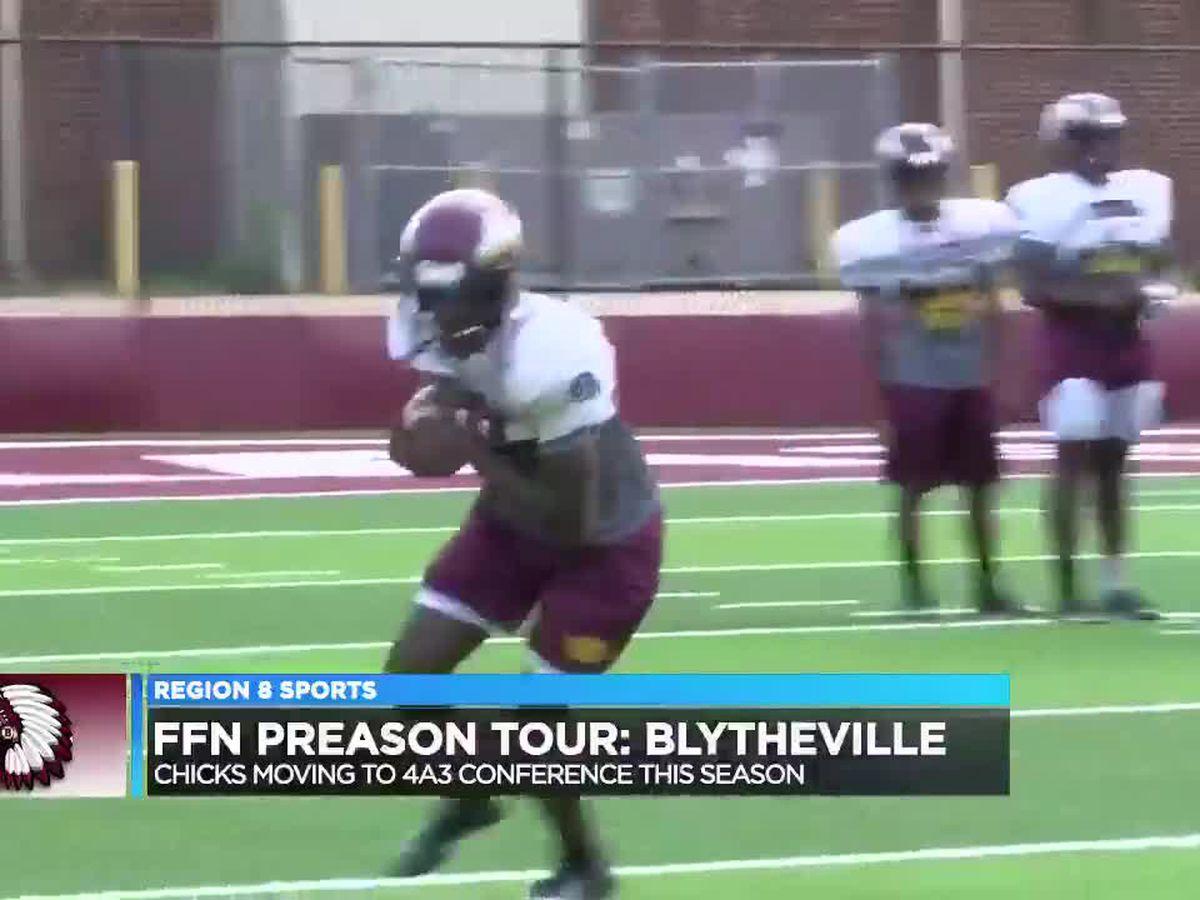 2020 FFN PRESEASON TOUR: Blytheville