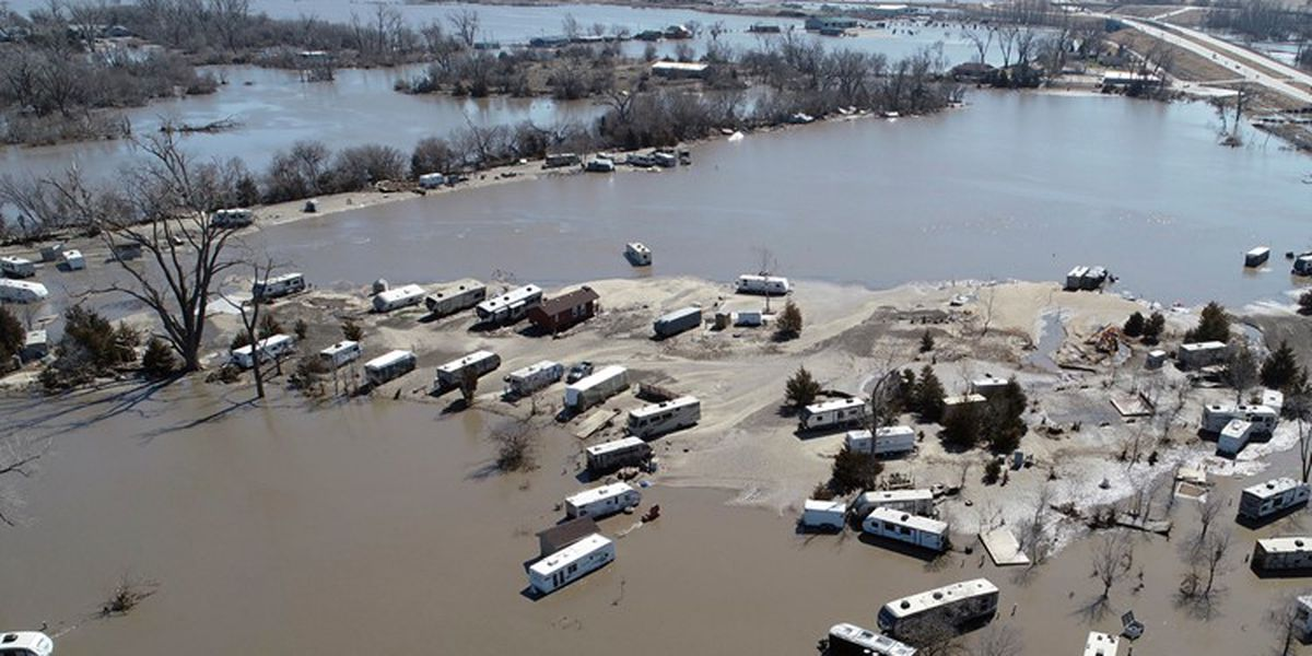 Parson seeks disaster declaration following March floods