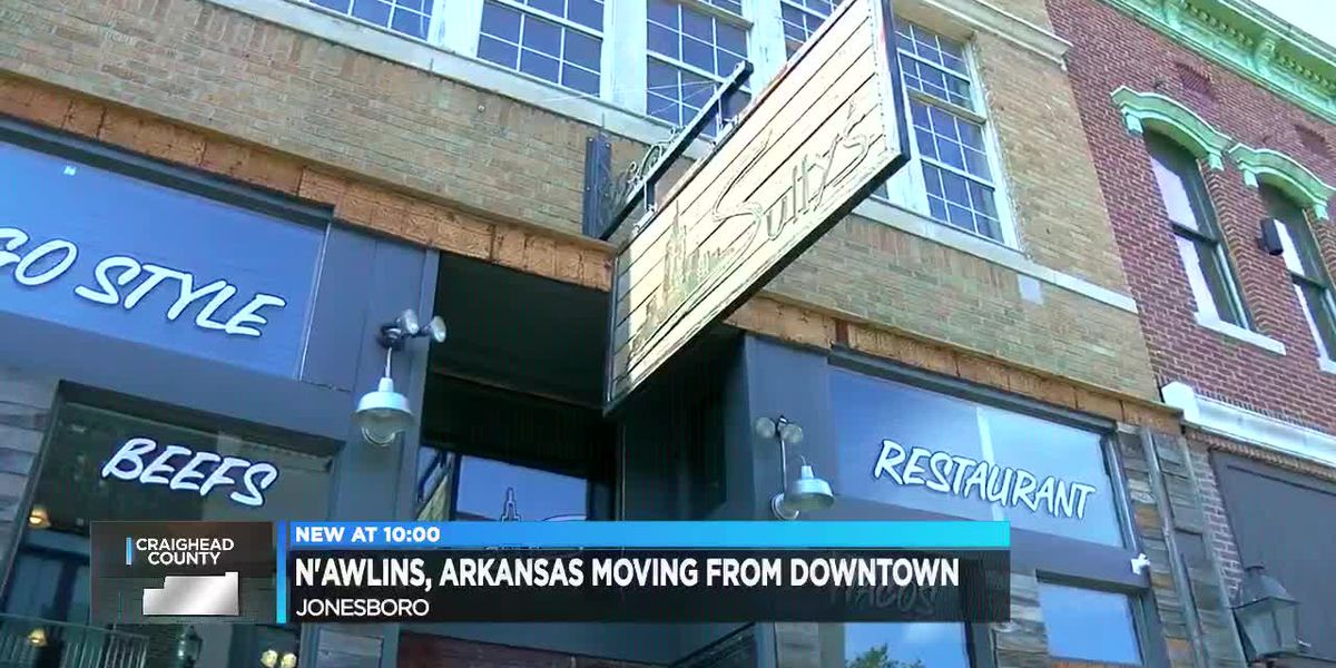 Jonesboro restaurant moving from downtown