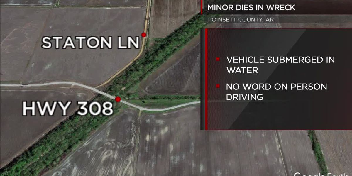One killed in Poinsett County crash, ASP says