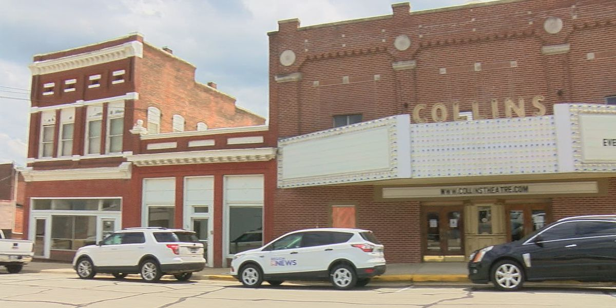 Collins Theatre expands in downtown Paragould