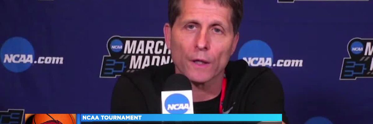 Musselman talks Razorbacks & Sweet 16 Wednesday in Indianapolis