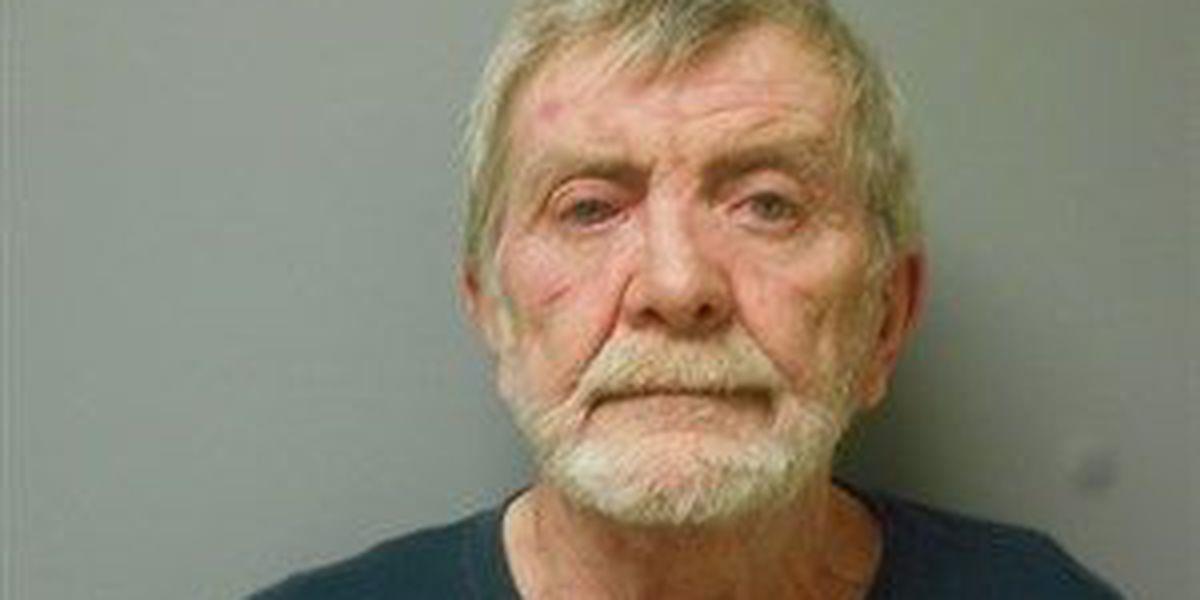 Man arrested after firing shotgun