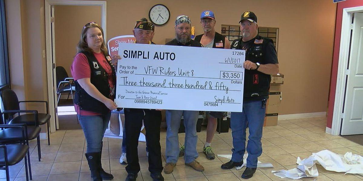 Local dealership honors veterans