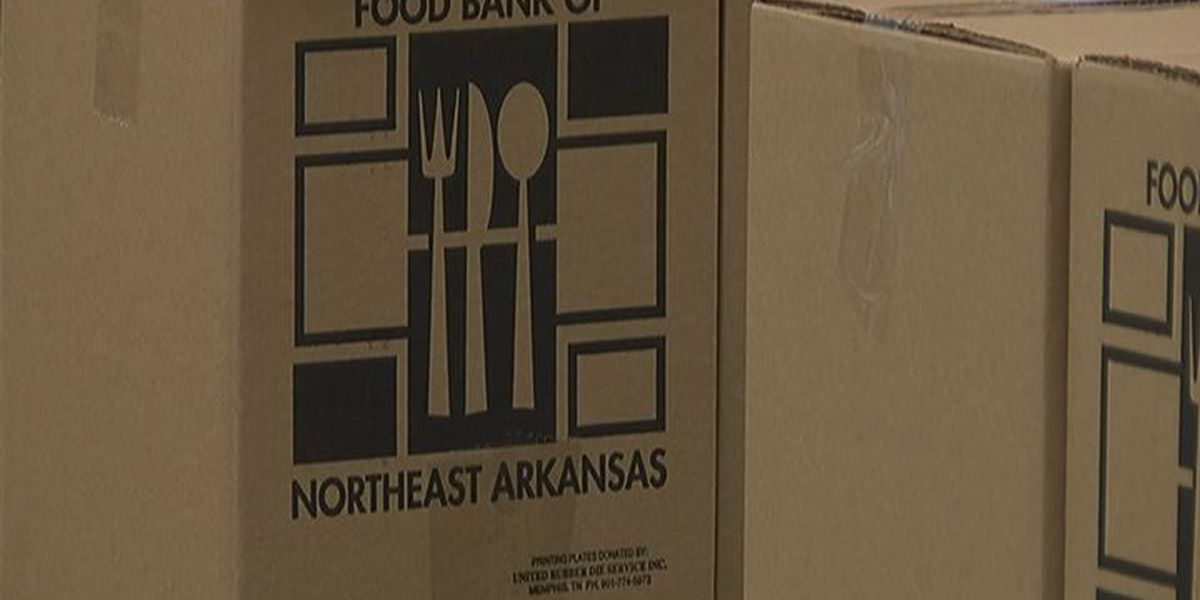 The Lawrence County commodity distribution postponed