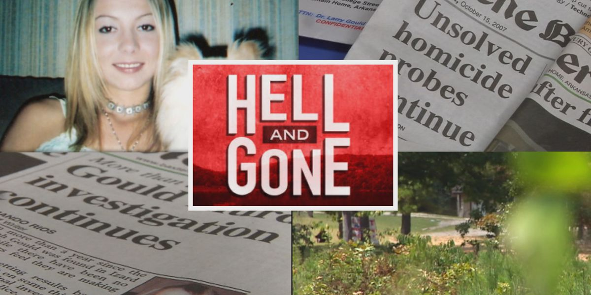 HELL AND GONE: Podcast features Rebekah Gould cold case