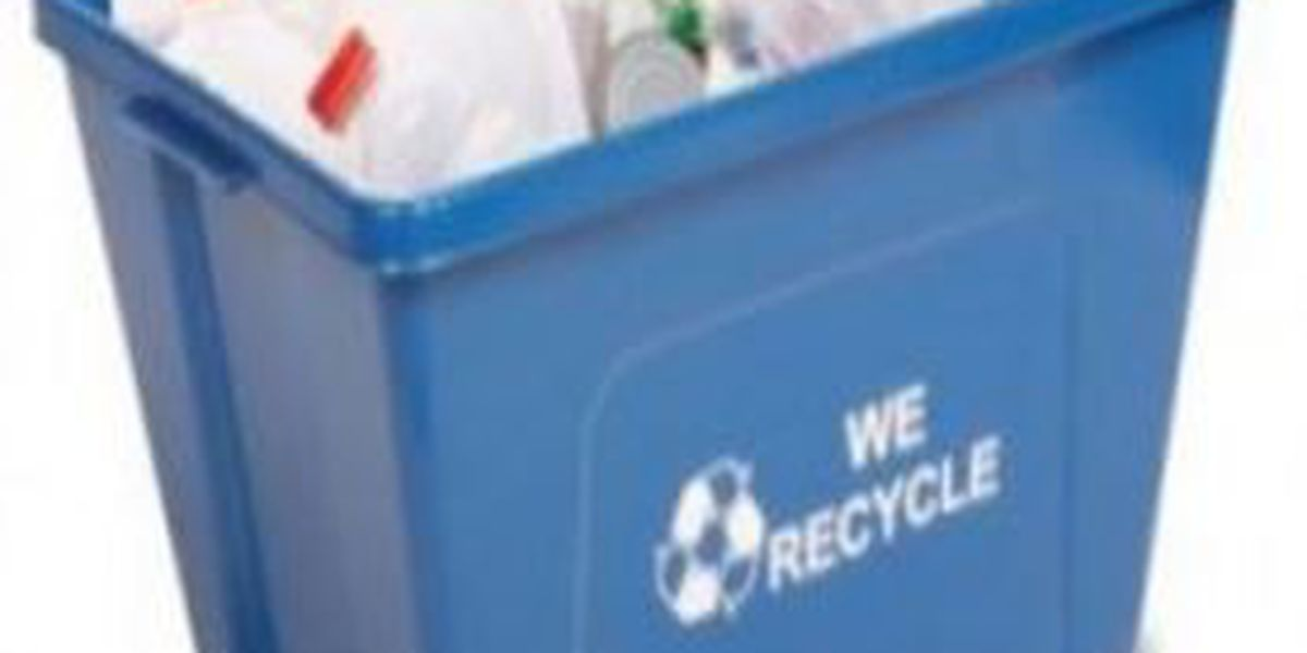 Curbside recycling program begins in Paragould