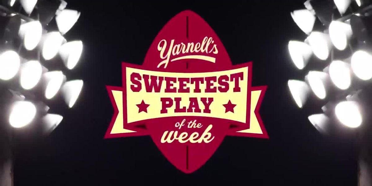 Yarnell's Sweetest Play of the Week nominees (10/23/20)