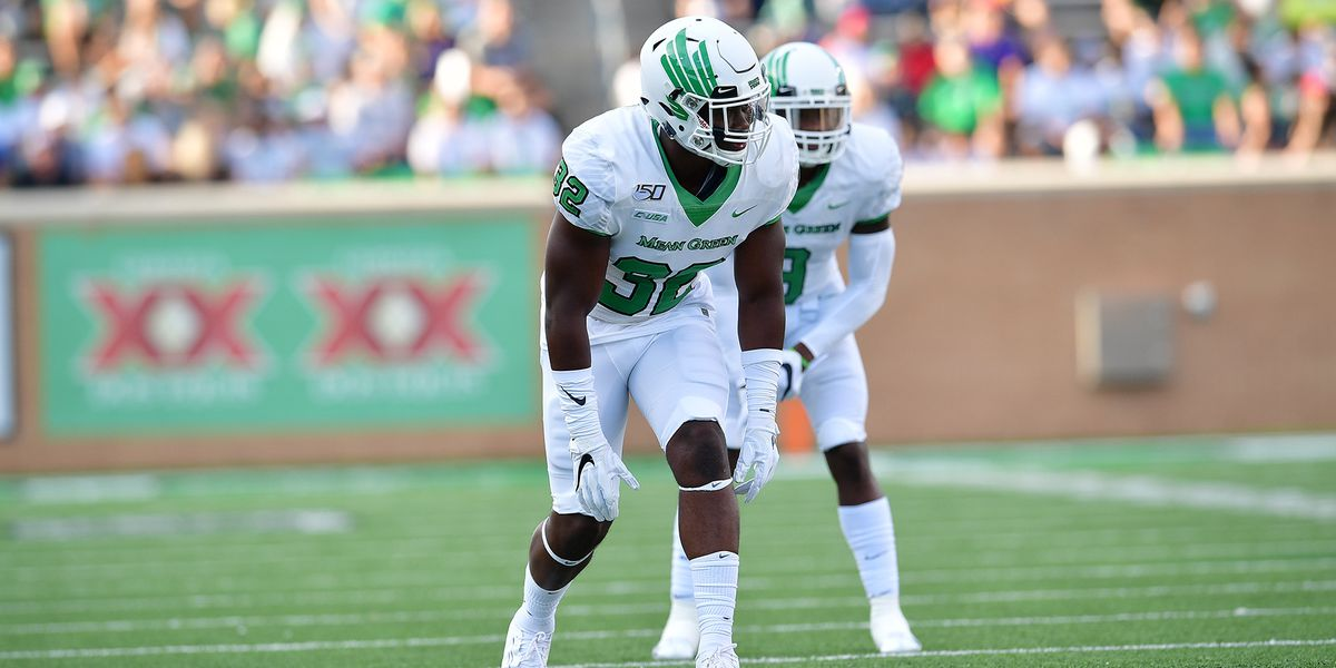 North Texas LB/DE Joe Ozougwu commits to Arkansas State