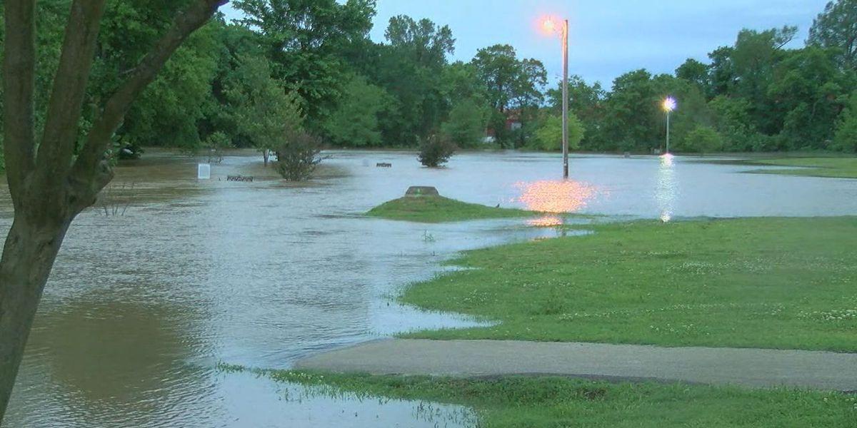 Monday weather wrap: rivers rising, evacuations underway
