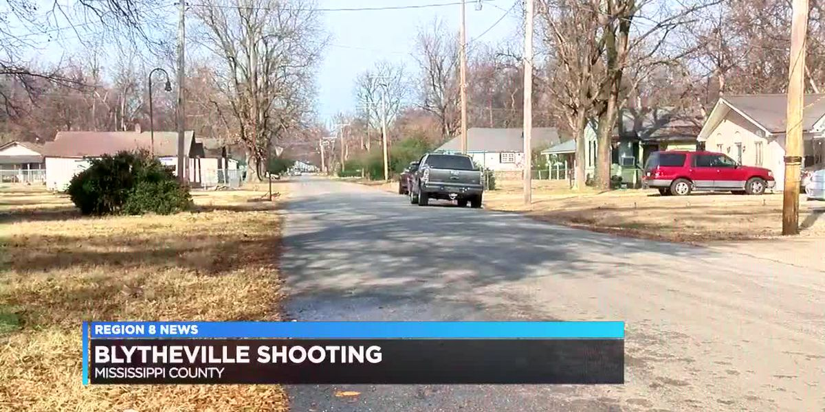 Blytheville police investigating Monday shooting