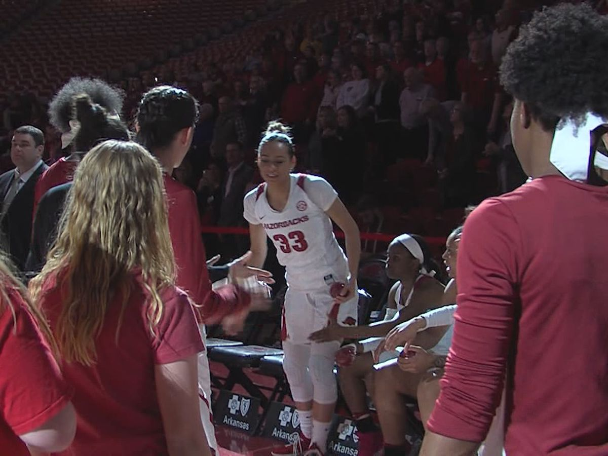 Arkansas women's hoops paired with Kansas State in SEC/Big 12 Challenge