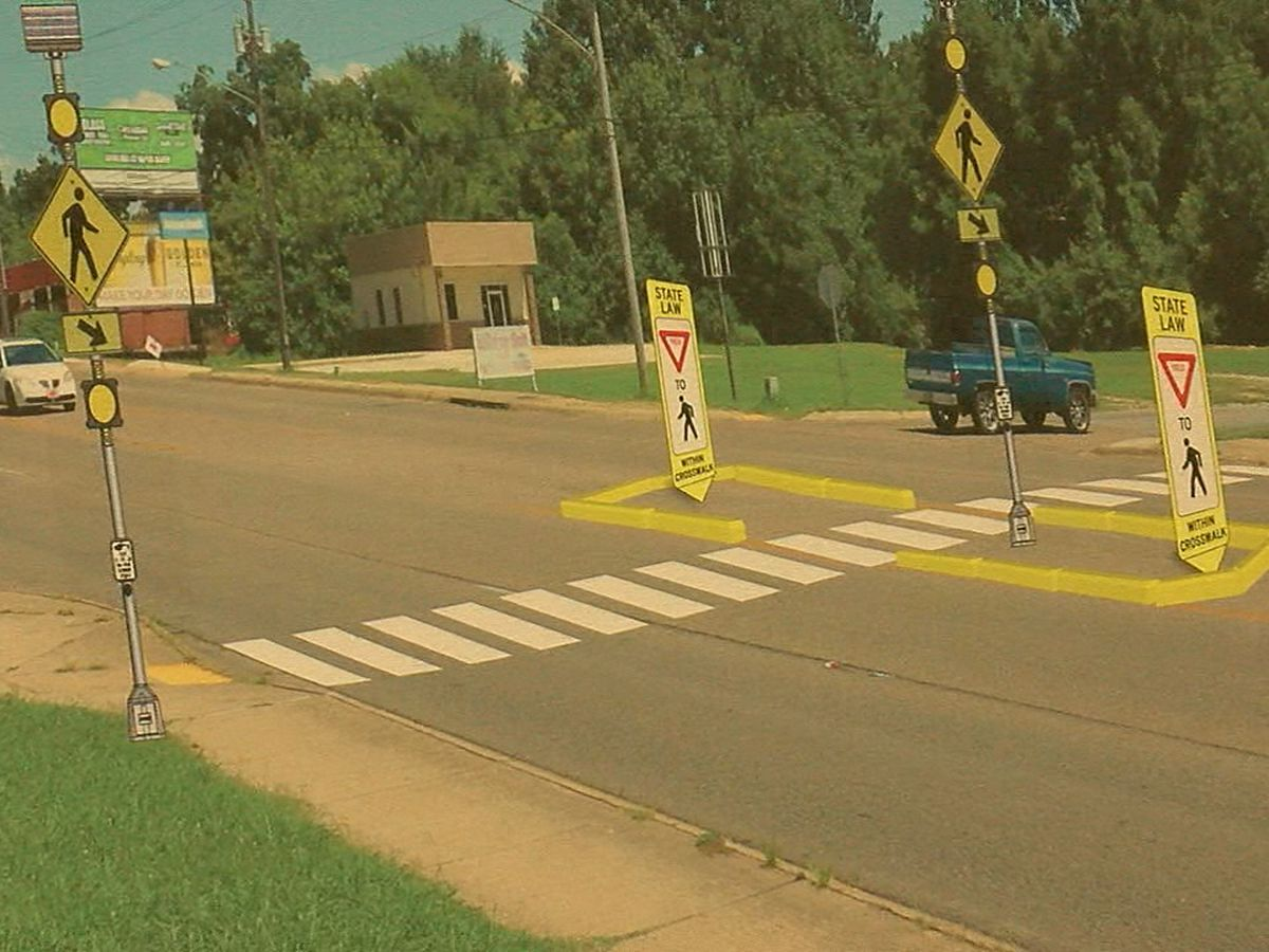 Study examines pedestrian and cyclist safety