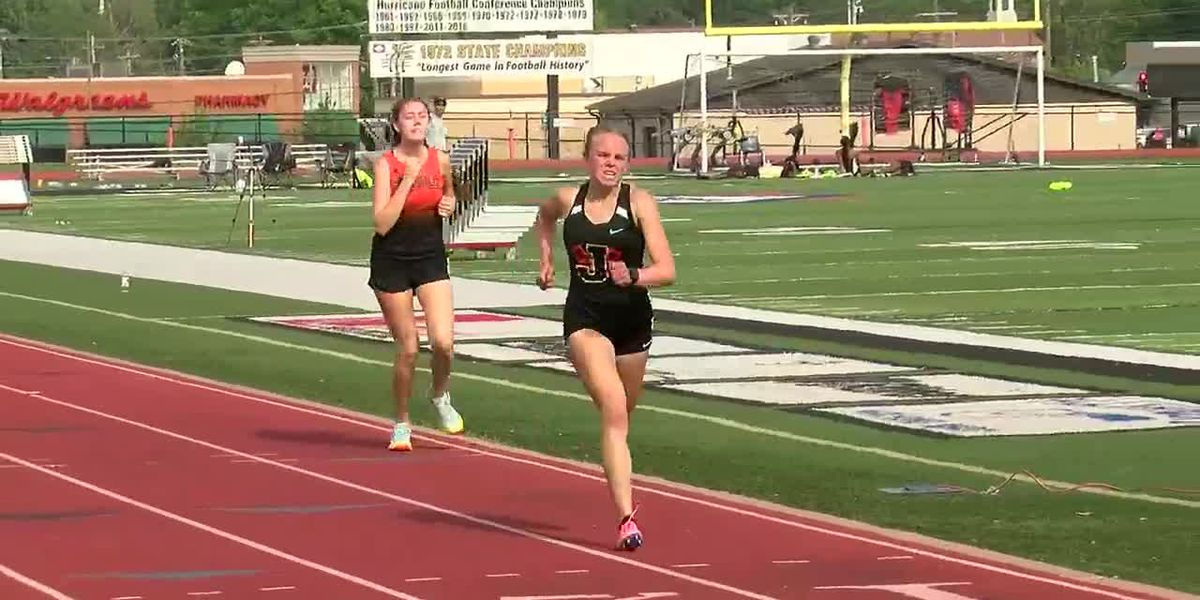 Conference champions crowned in HS track & field