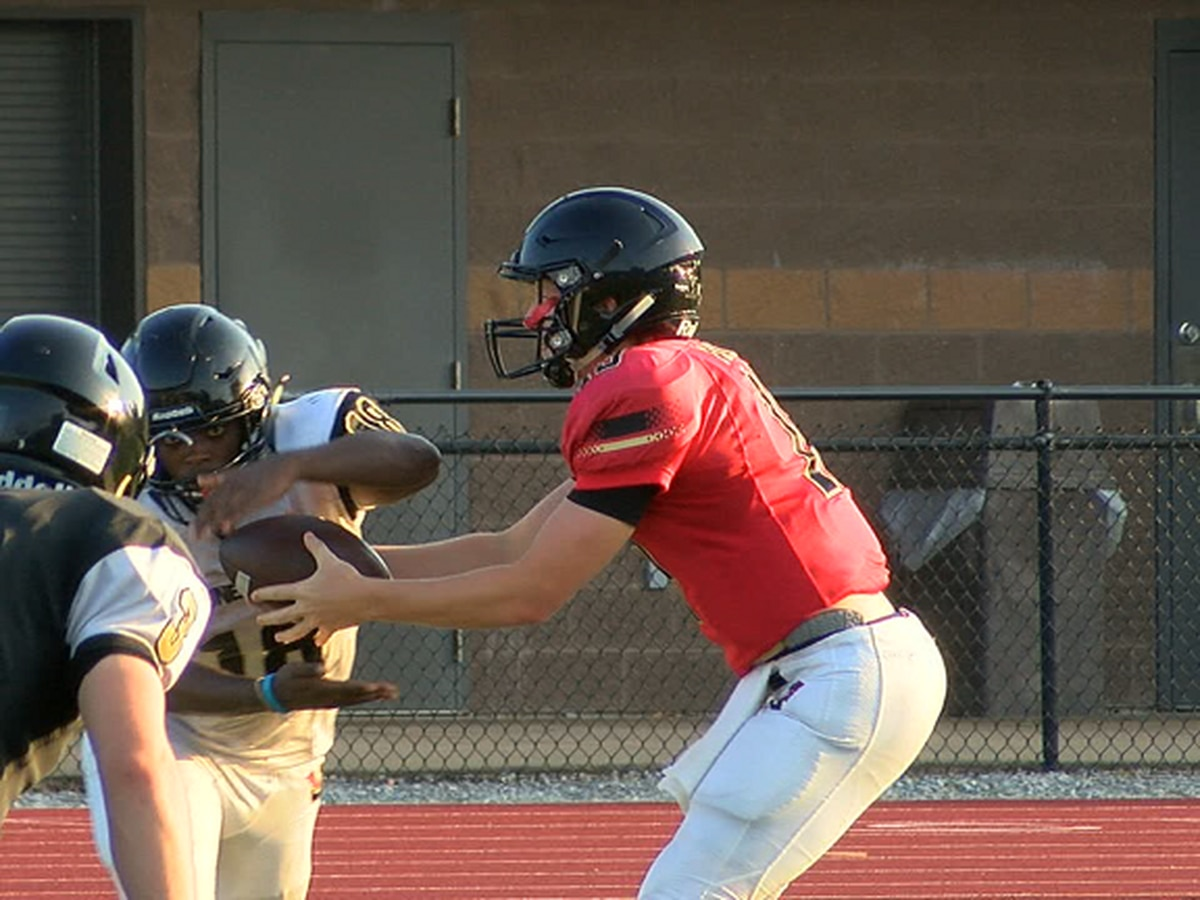 Jonesboro finishes spring practice with Wednesday scrimmage
