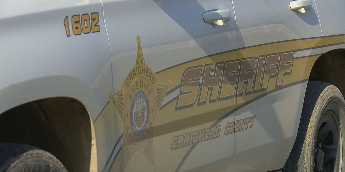 One injured in two-vehicle crash in Craighead County