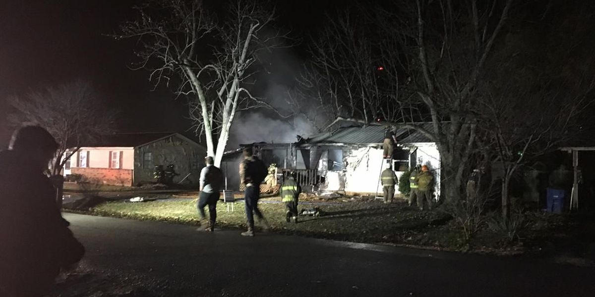 Crews responded to possible house explosion in Marmaduke