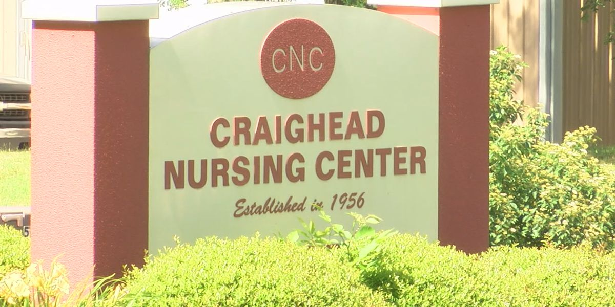16 residents test positive at Craighead Nursing Center