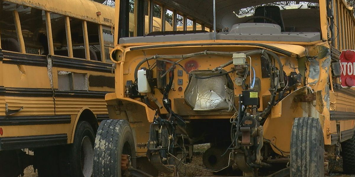 Questions continue over Brookland School District, this time on school buses