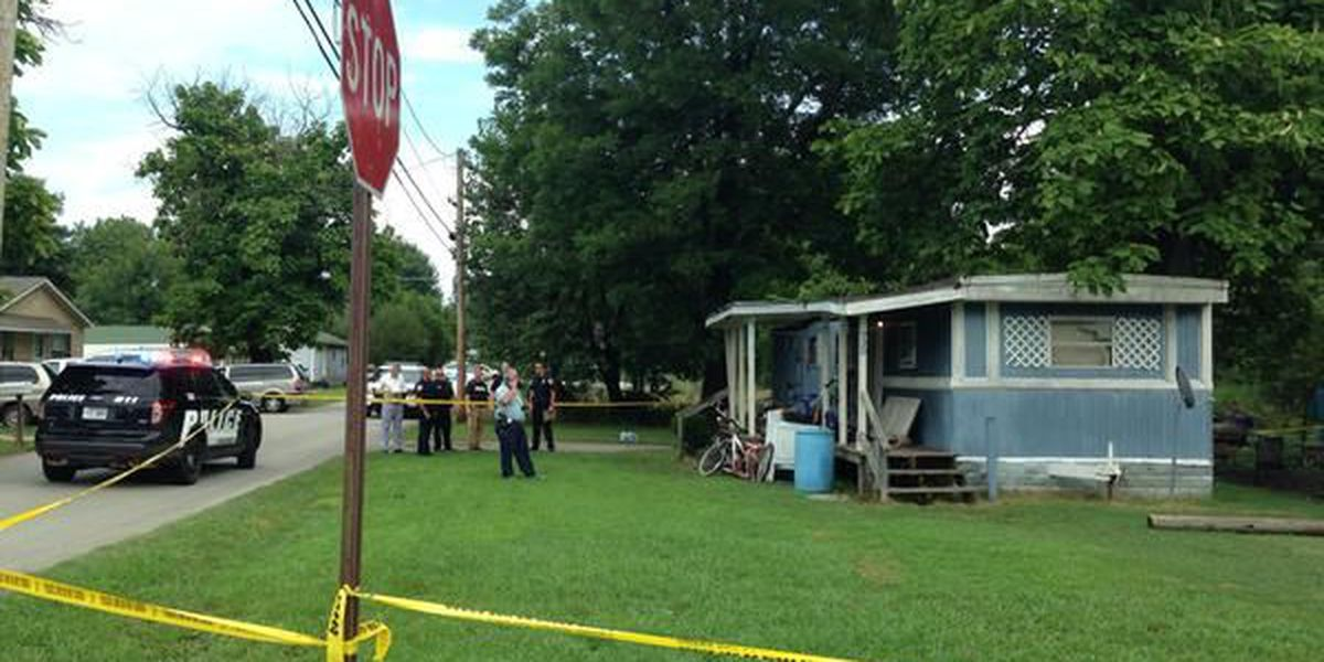 Fire at murder victim's home called suspicious