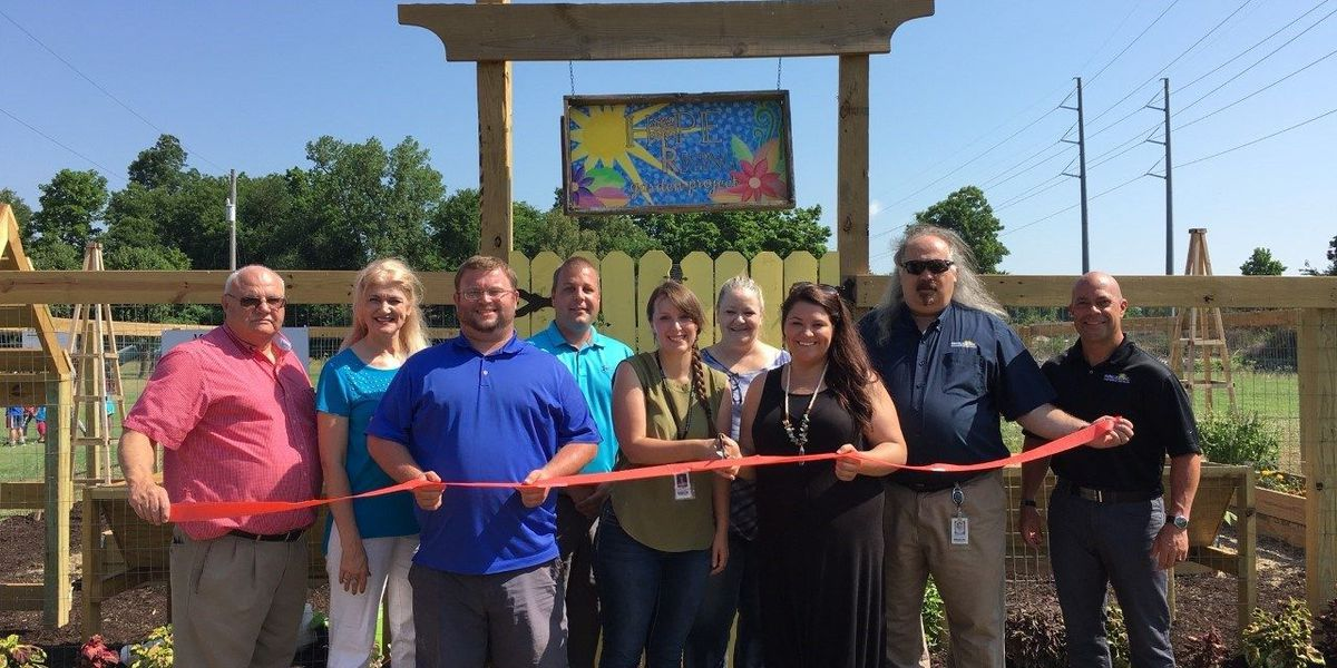 Garden at Mission Outreach huge success