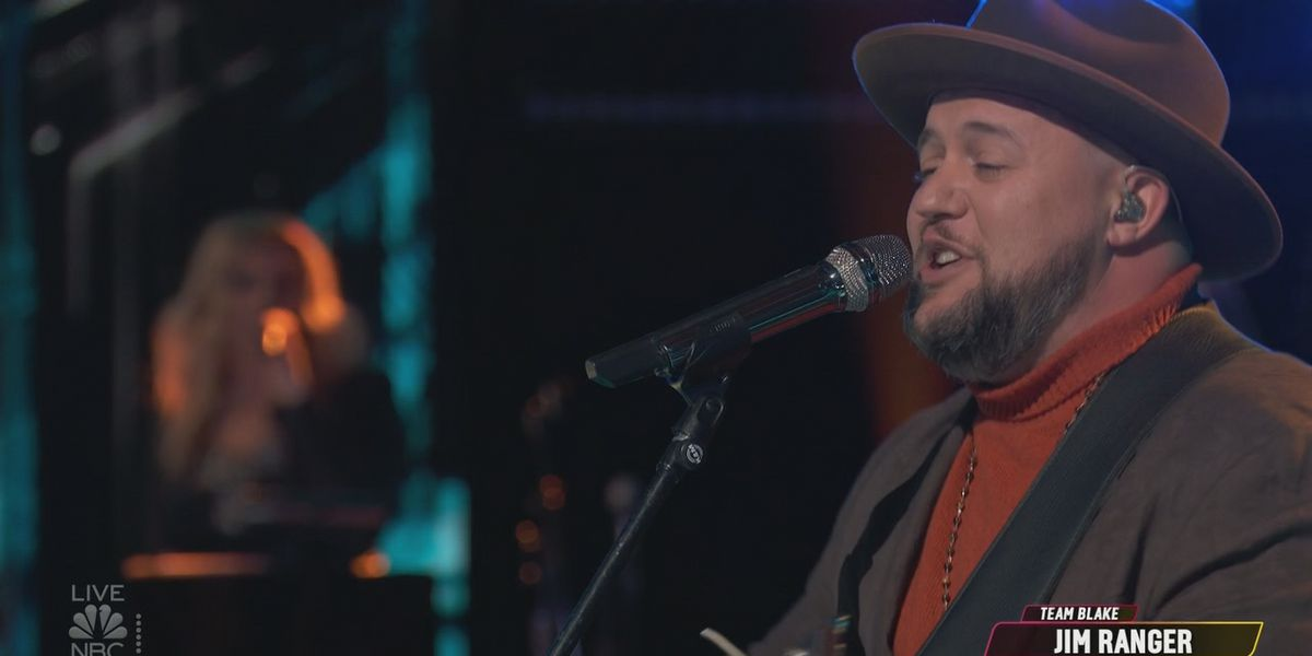 "Newport native moves on to next round of ""The Voice"""