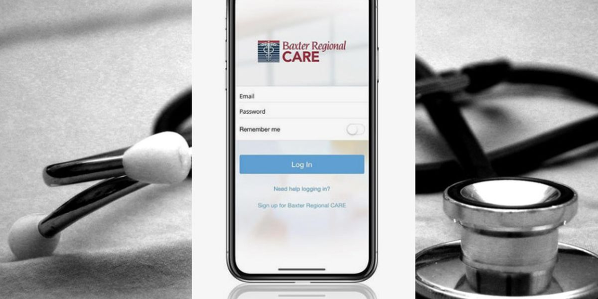 Hospital app puts doctor in patient's hands