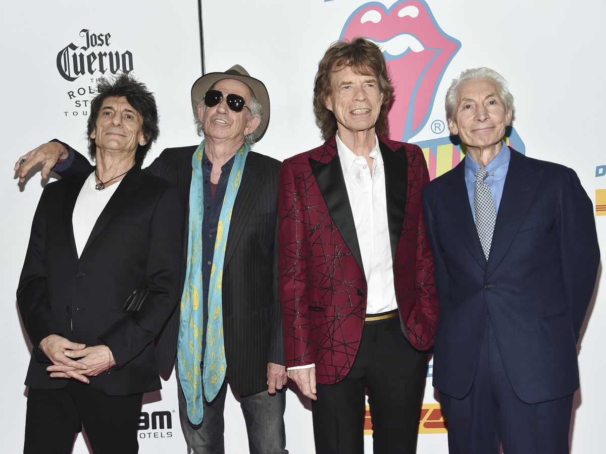 The Rolling Stones announce stadium tour for next year