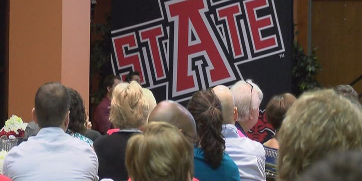 Fall Faculty Conference held at ASU's Centennial Hall