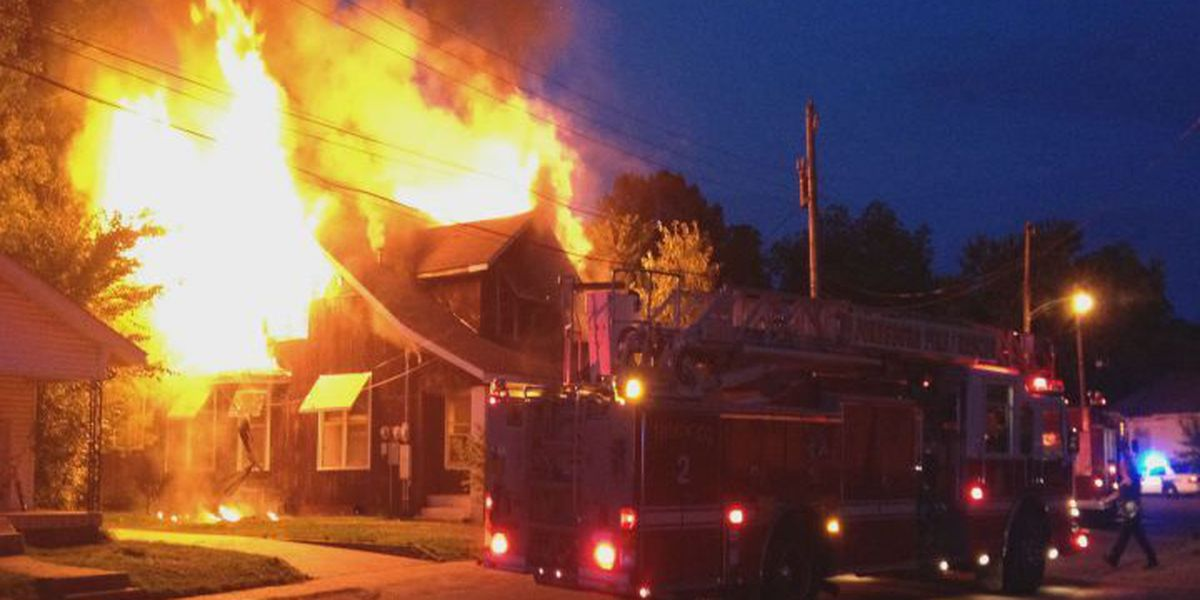Fire department considers Monroe fire an arson