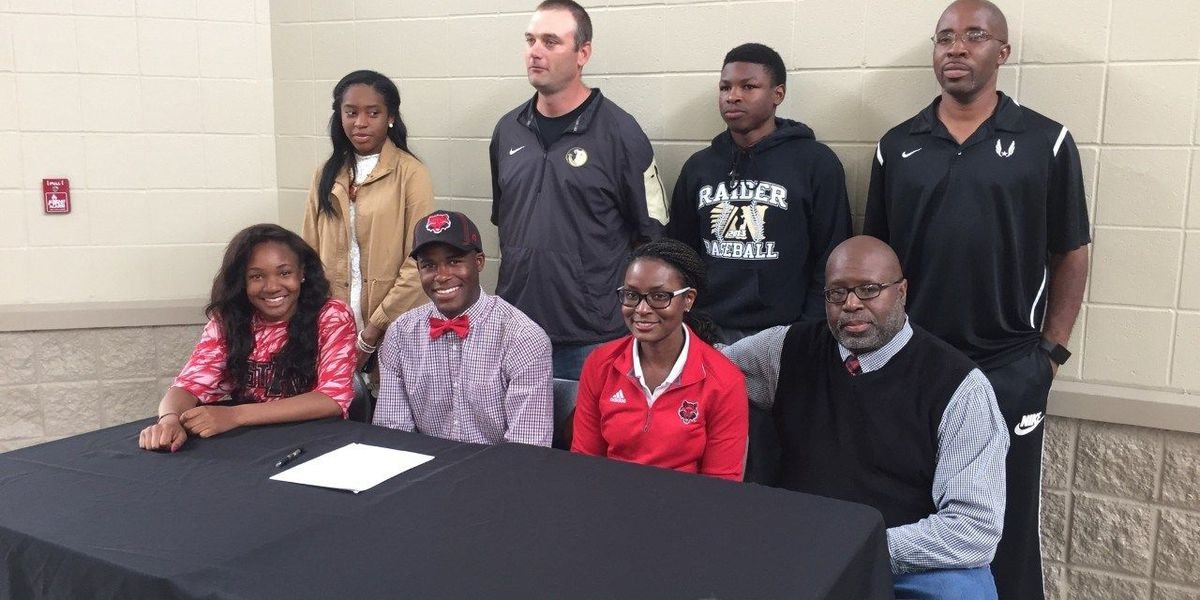 Nettleton's Nick Hilson Signs Track Scholarship With A-State