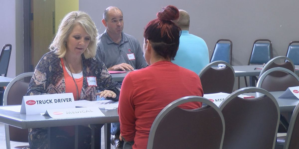 PECO job fair draws potential employees