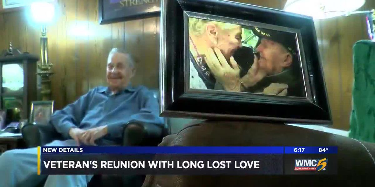 Veteran to reunite with long lost love