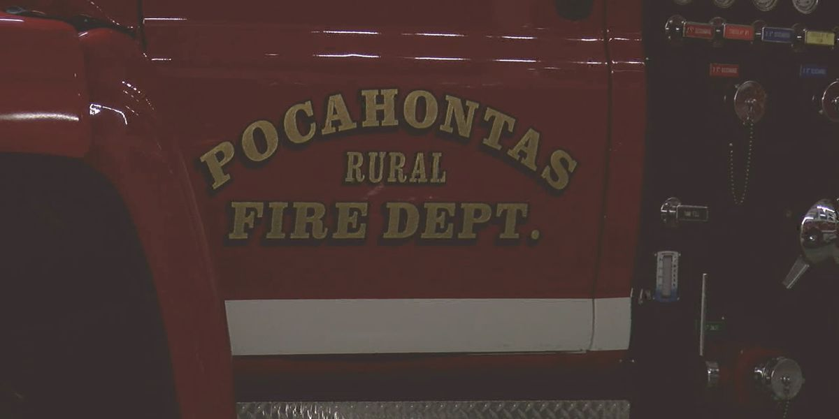 Mold growth forces fire department to relocate