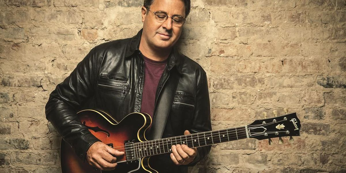 One night only: Vince Gill at The Convo