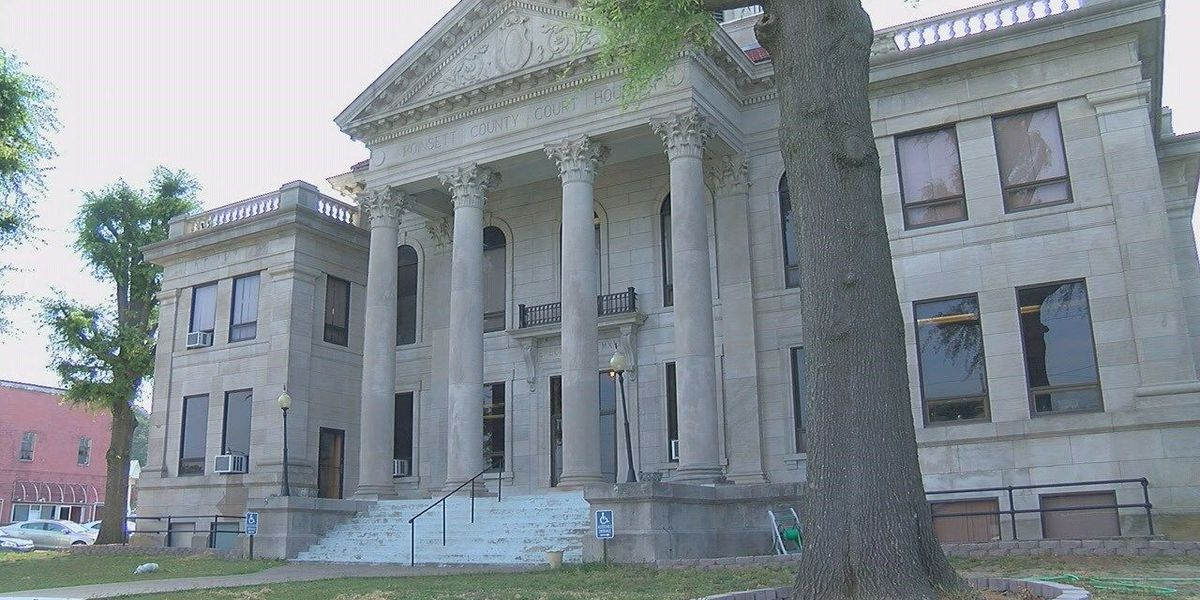 Judge hopes to renovate 100-year-old courthouse
