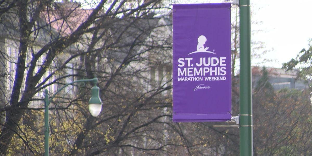 St. Jude Memphis Marathon goes virtual amid COVID-19 pandemic