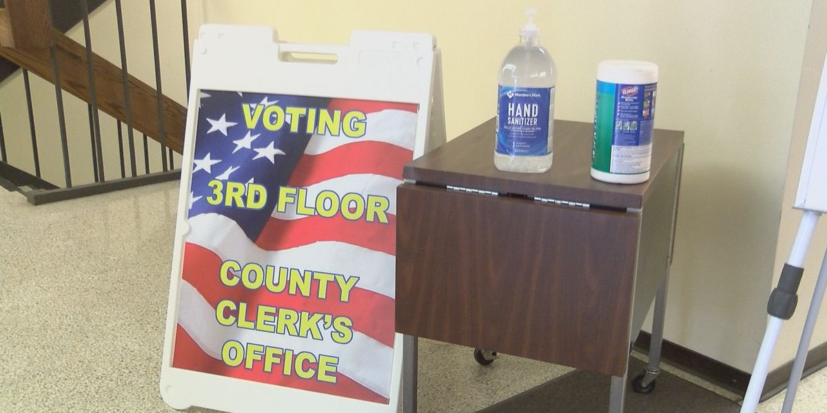 Safety measures to be in place for June 2 election in Mo.