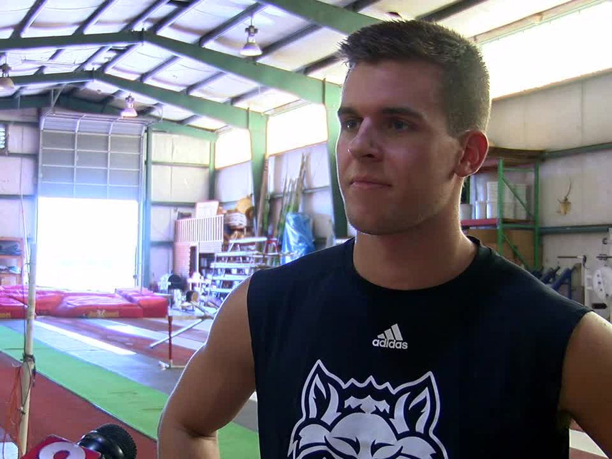 """All-American Michael Carr on Olympics being postponed: """"I think it's a good call."""""""