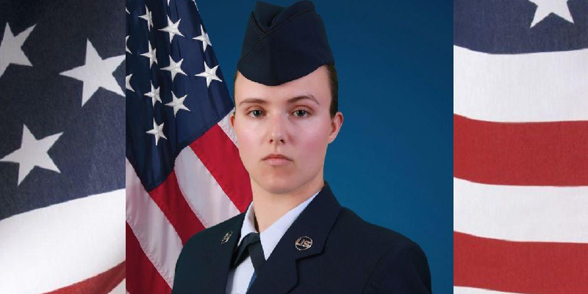 Region 8 Salutes: Airman Francesca R. Davilli